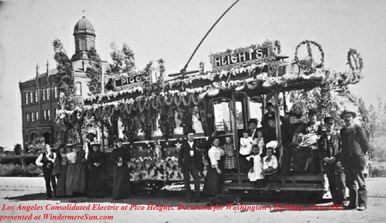 Los_Angeles_Consolidated_Electric_at_Pico_Heights._Decorated_for_Washington's_Birthday, circa 1892 final