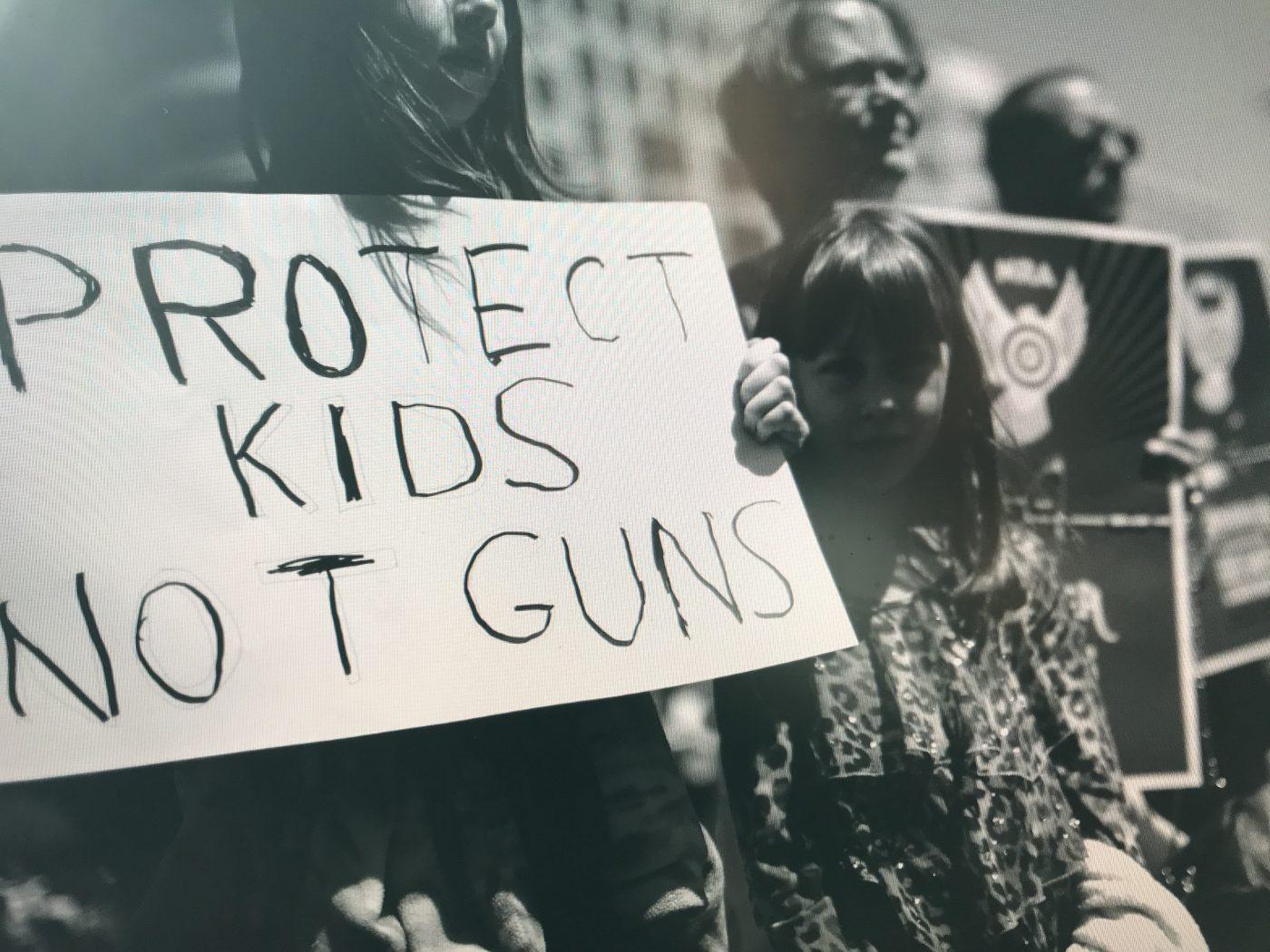 Protect Kids Not Guns