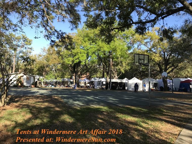 tents at Windermere Art Affair final