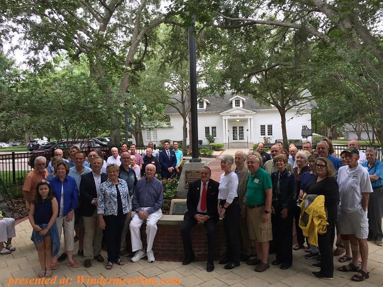 Benefactors of the Windermere Veterans Memorial final