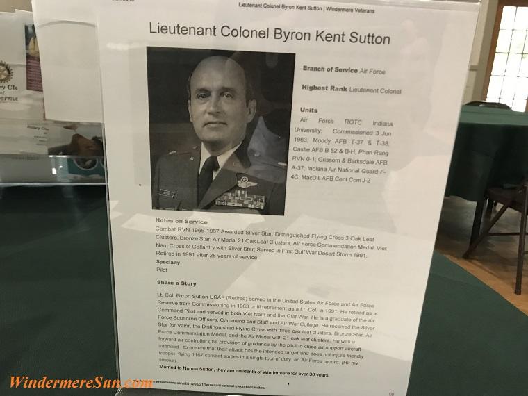 Remembering Lieutenant Colonel Byron Kent Sutton final