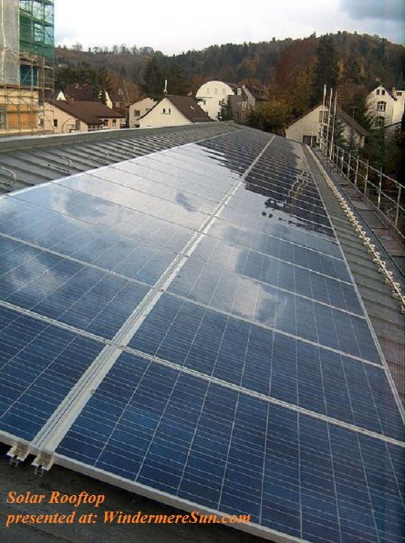 Solar Rooftop, PD final