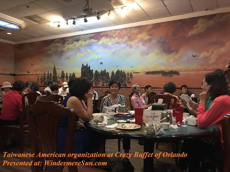 Taiwanese American organization at Crazy Buffet of Orlando-3 final