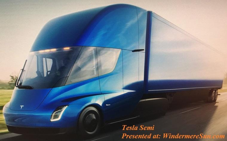 Tesla Semi final
