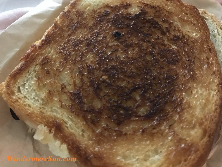 Grilled Cheese sandwich final
