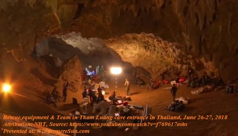 Rescue_equipment_in_Tham_Luang_entrance_chamber, attribution-NBTm Source final