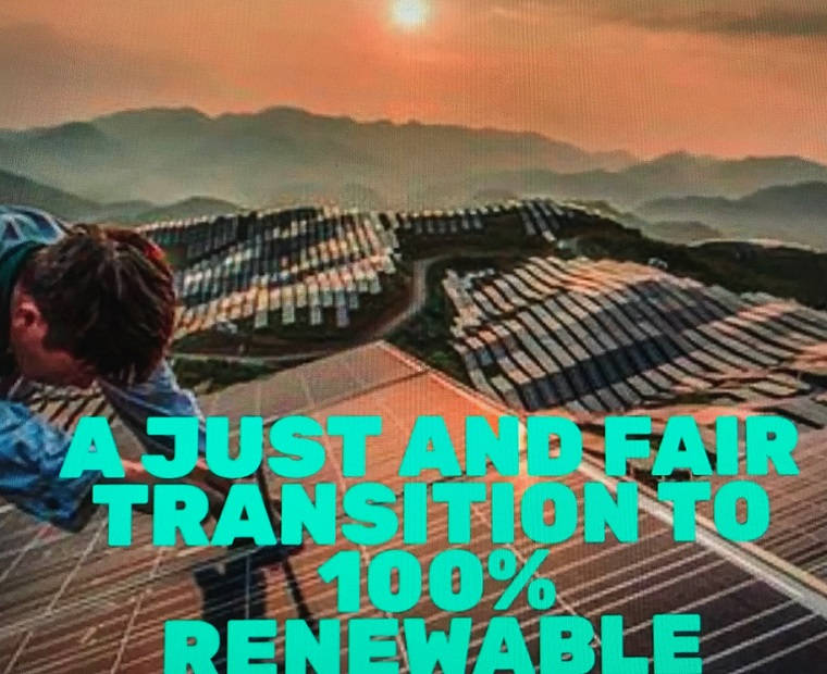 A just and fair way to transition to 100 percent renewable energy final