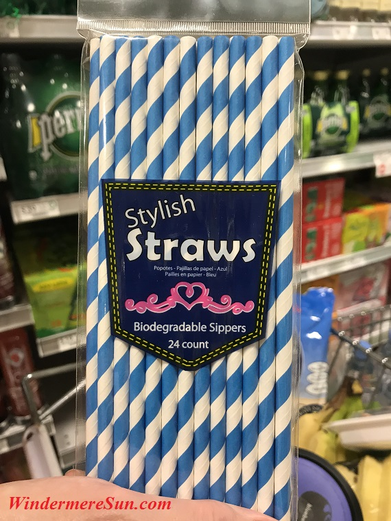 Biodegradable straws final