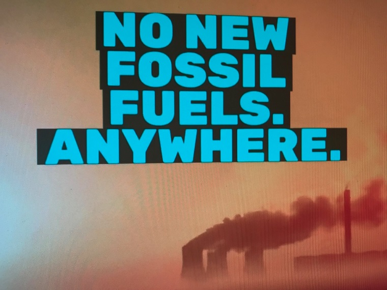 No New Fossil Fuels Anywhere final