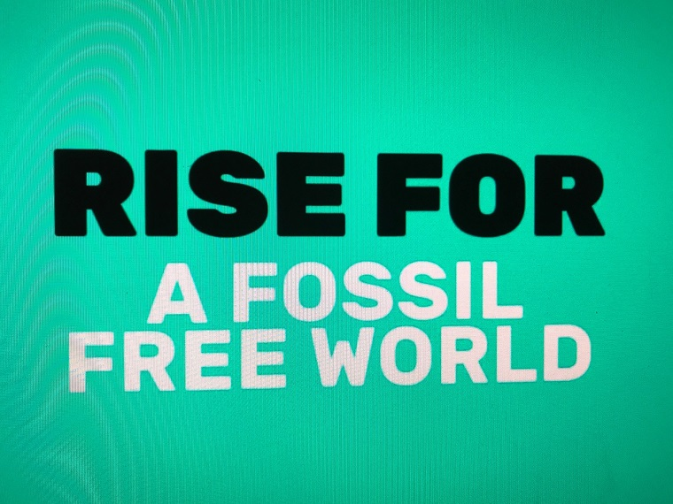 RIse for a fossil fuel world final