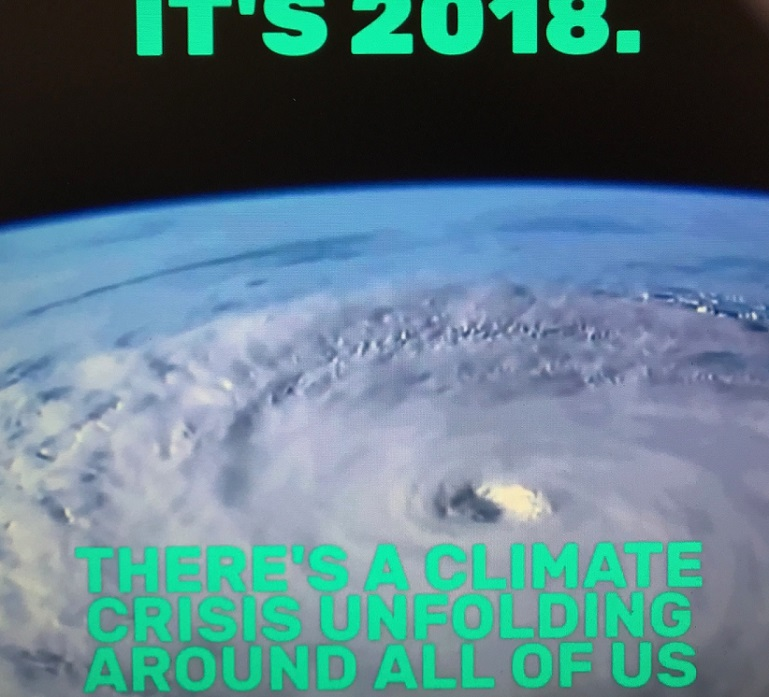There is a climate crisis unfolding final