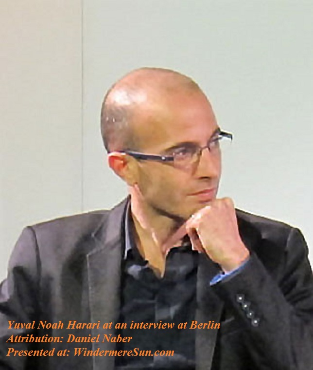 Yuval_Noah_Harari in an interview at Berlin, attribution-Daniel Naber final