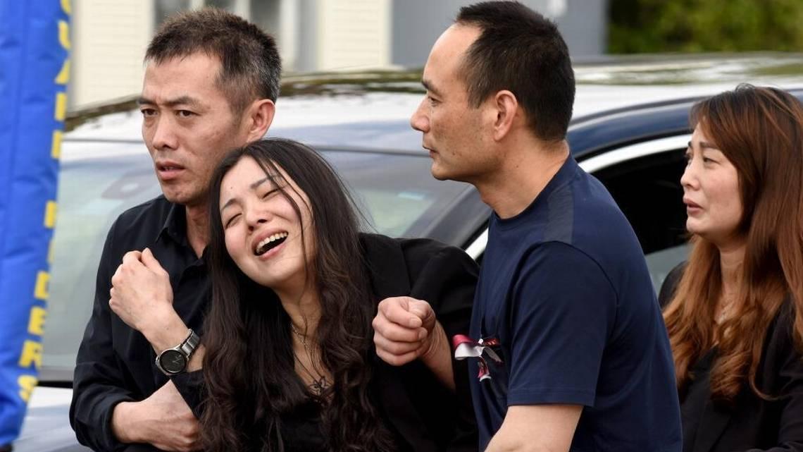 Peter Wang's mom,fl-florida-school-shooting-Peter-Wang-funeral-1-FL0063889850