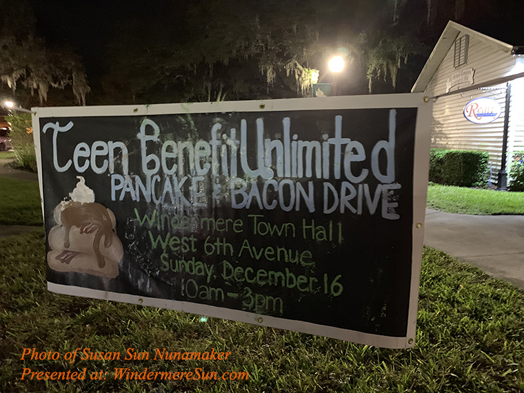 Teen Benefit Unlimited Pancake & Bacon Drive final