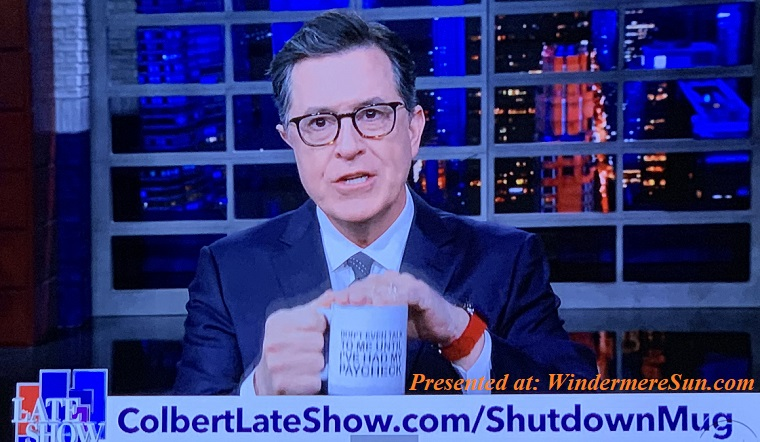 Stephen Colbert selling mugs to help federal employees web site final
