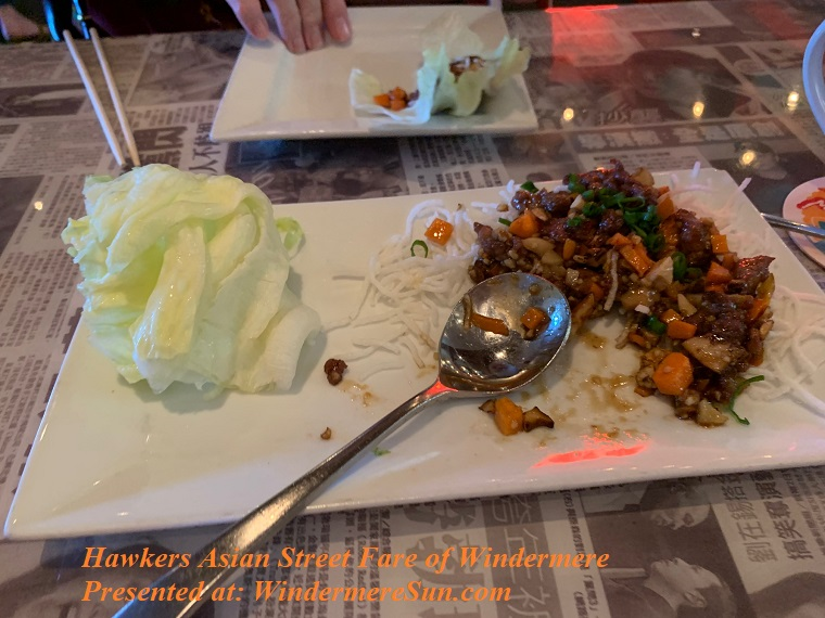Hawkers' dish-lettuce wrap final
