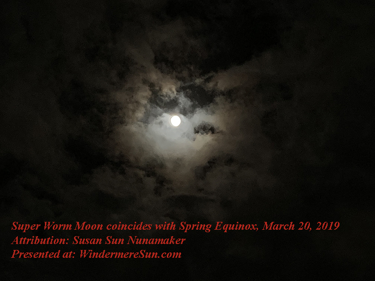 Super worm moon coincides with Spring Equinox, March 20, 2019 final