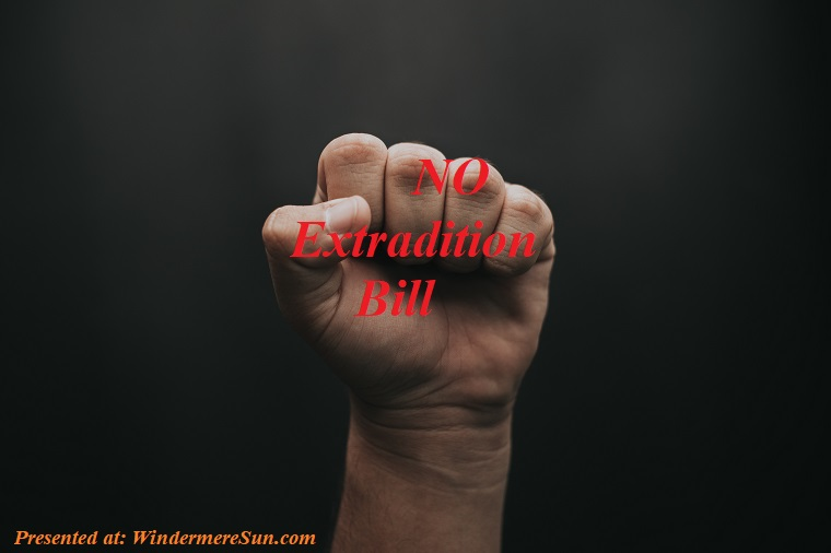No Extradition Bill, fist-hand-skin-2258250 final