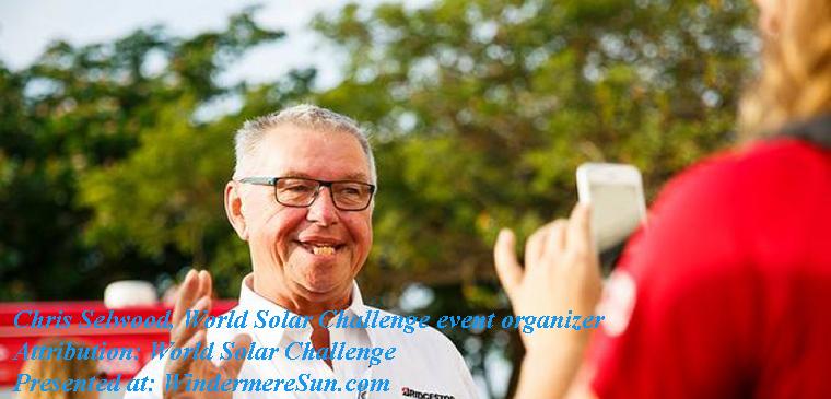 WorldSolarChallenge 2019-Chris Sellwood, WSC event organizer final