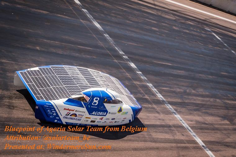 WorldSolarChallenge2019-Agoria, attribution-@solarteam_be final