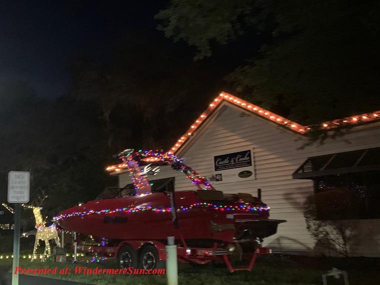 Christmas boat and raindeer final