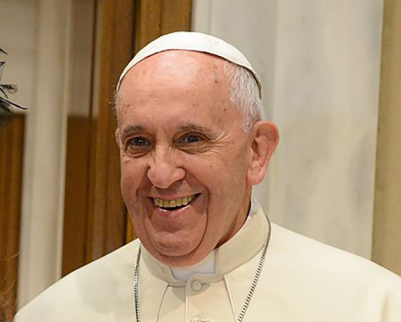 Pope Franciscus_in_2015, Attribution- Casa Rosada (Argentina Presidency of the Nation) final short