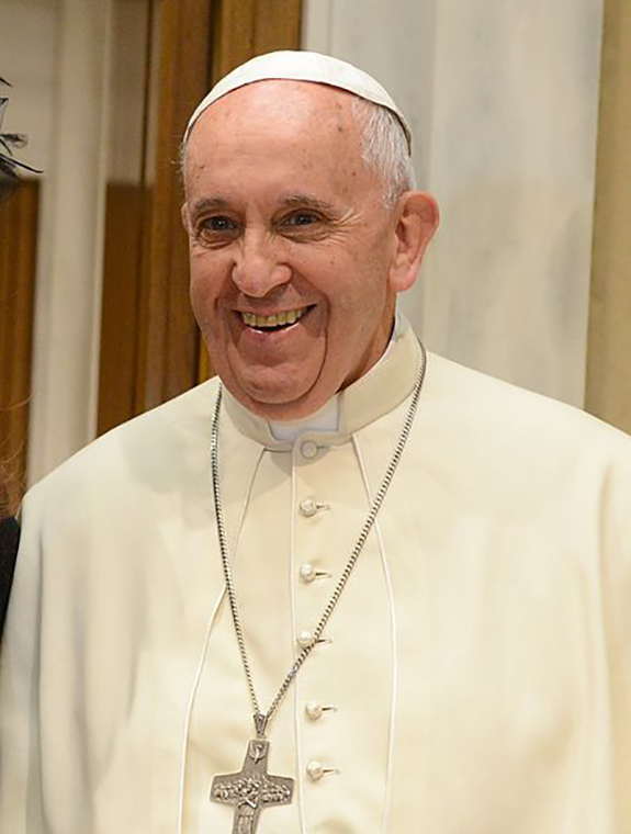 Pope Franciscus_in_2015, Attribution- Casa Rosada (Argentina Presidency of the Nation) final