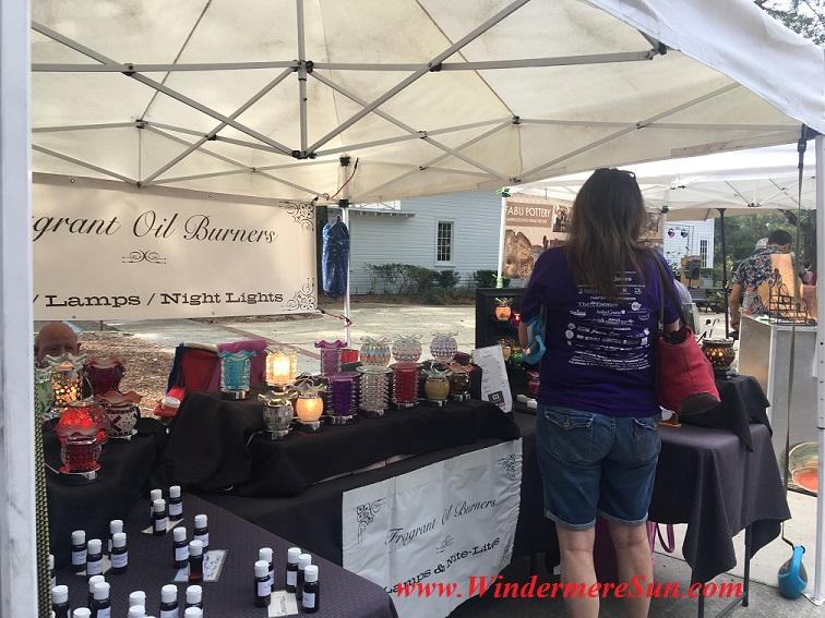 Windermere Farmer's Market-Fragrant Oil Burners final