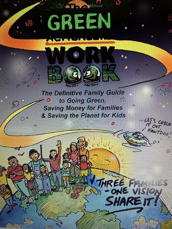 Green Actioneers Workbook cover final