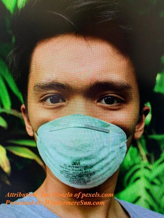 Man wearing mask final