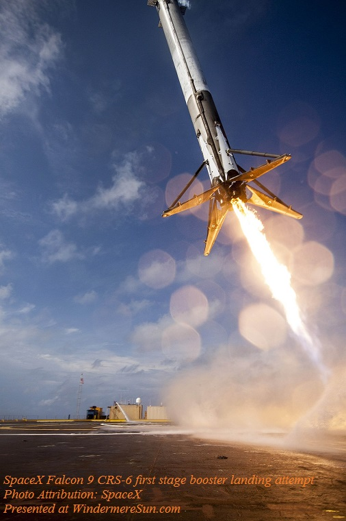 SpaceX Falcon 9-CRS-6_first_stage_booster_landing_attempt final