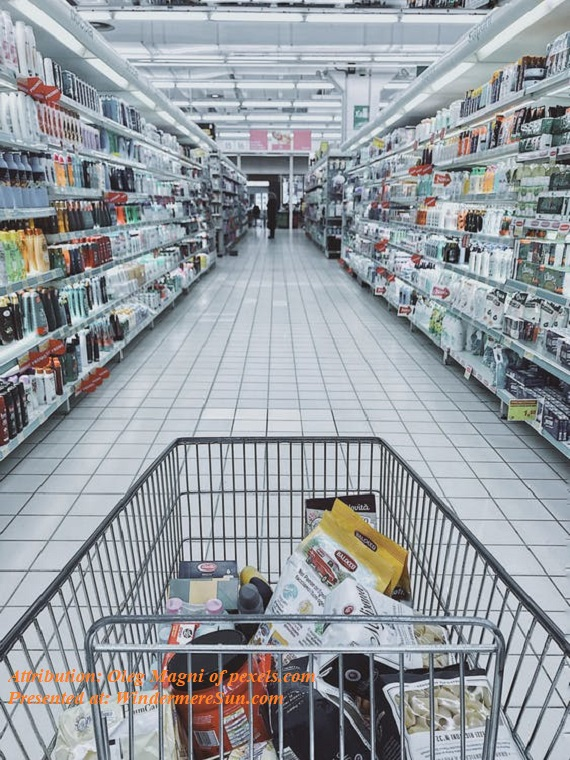 grocery cart in store, pexels-photo-1005638 final