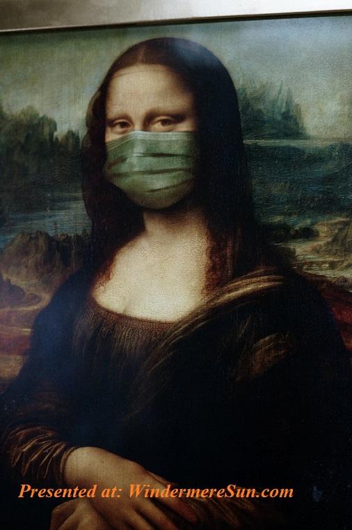 Mona Lisa in mask, pexels-photo-3957982 final