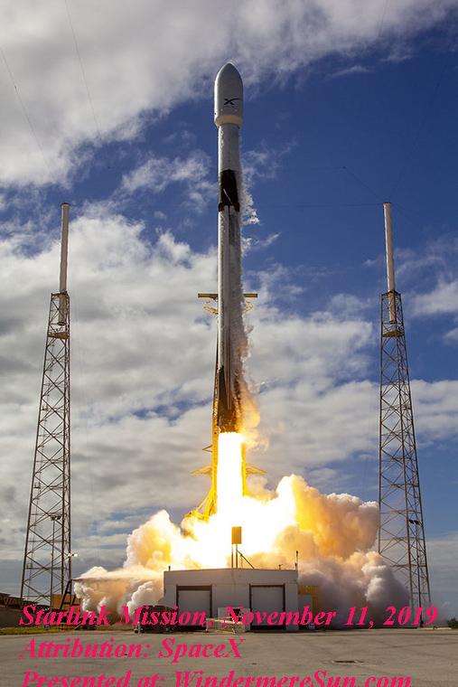 Starlink Mission-4, Attribution SpaceX final